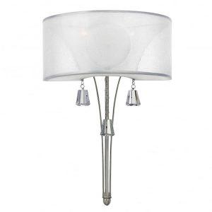Hinkley Mime 2 Light Wall Light for sale at lichfieldlighting.co.uk