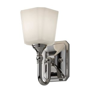 Elstead Concord 1lt Above Mirror Bathroom Wall Light for sale at Lichfield Lighting