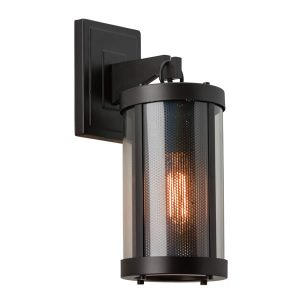 Elstead Feiss Bluffton 1lt Wall Light for sale at Lichfield Lighting