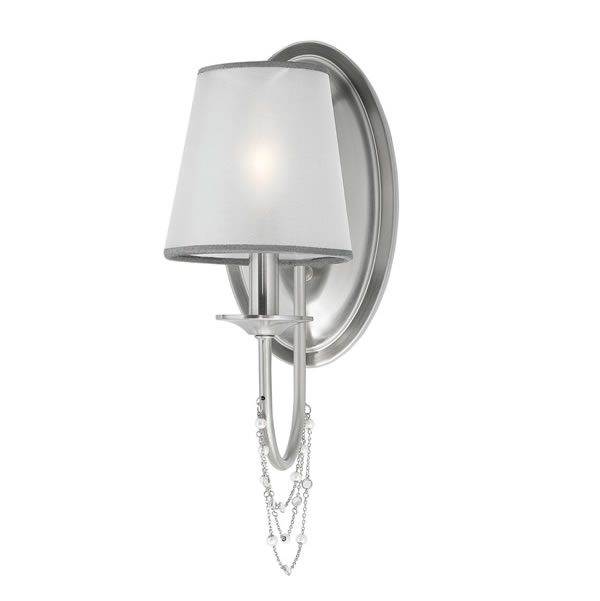Feiss Aveline 1lt Wall Light for sale at Lichfield Lighting