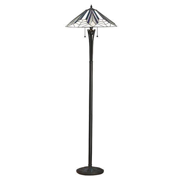 Tiffany Astoria floor Lamp for sale at Lichfield Lighting