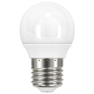 VLED 3.4W Frosted Golf Ball ES/E27 Lamp for sale at lichfield lighting