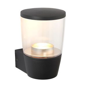 Endon Canillo 1lt wall outside light for sale at Lichfield Lighting