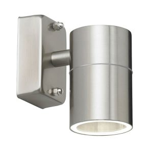 Endon Canon 1lt wall outside light for sale at Lichfield Lighting