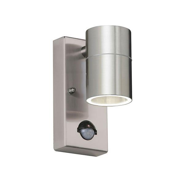 Endon Canon PIR 1lt wall outside light for sale at Lichfield Lighting
