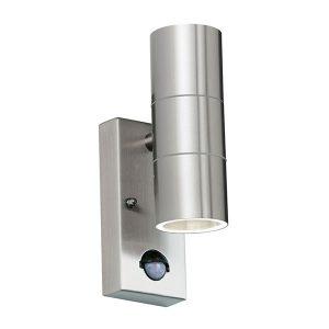Endon Canon PIR 2lt wall outside light for sale at Lichfield Lighting
