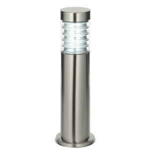 Endon Equinox post steel outside light outside light for sale at Lichfield Lighting