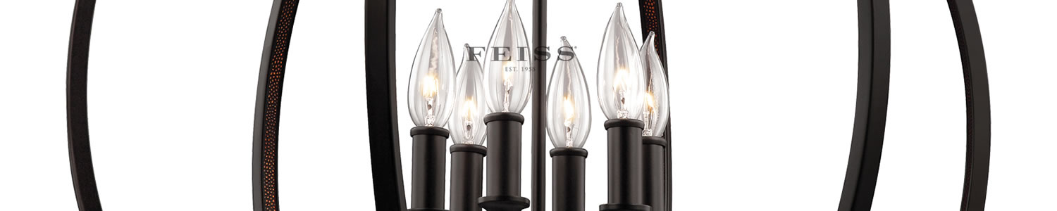 Feiss Lights for sale Lichfield and Staffordshire and online