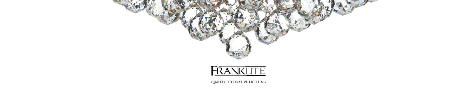 Franklite lighting for sale lichfield and Staffordshire