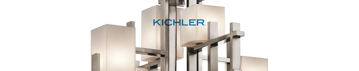 Kichler Lights for sale Lichfield and Staffordshire and online