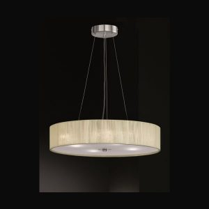 Franklite Desire 4 light Pendant light for sale at Lichfield Lighting