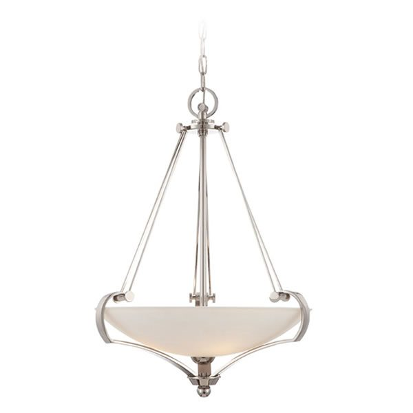 Elstead Quoizel Uptown Sutton Place Pendant Light from Lichfield Lighting
