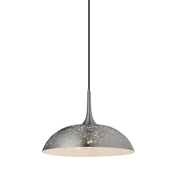 Franklite Perfora Ceiling Pendant Light from Lichfield Lighting