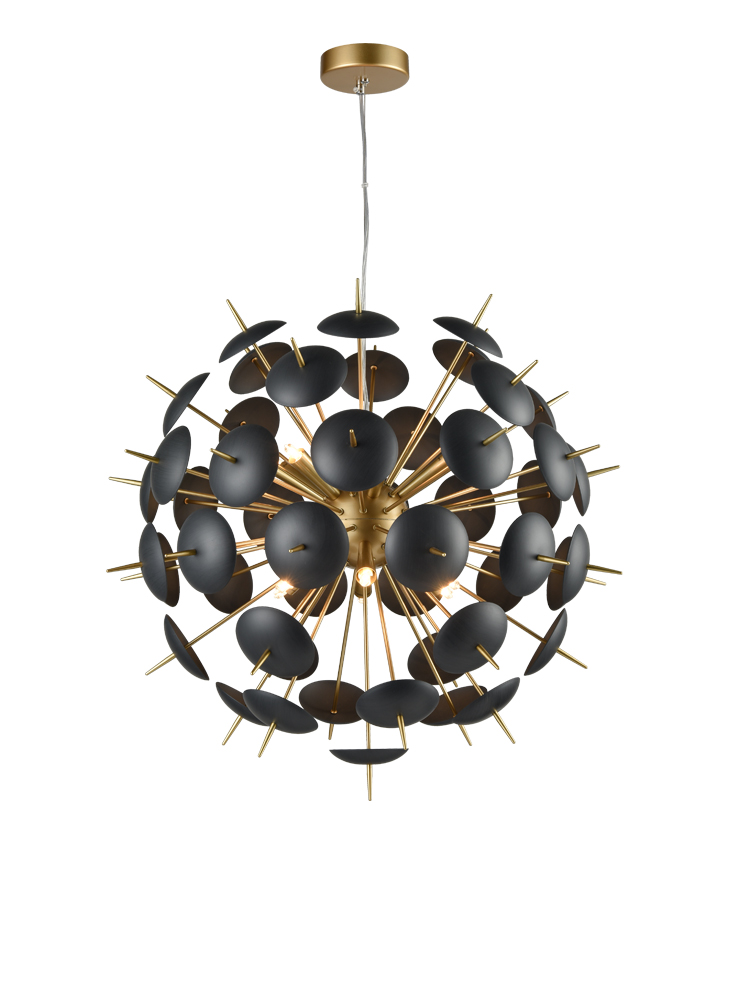 Franklite Dandy Ceiling 12 Light Pendant Lichfield Lighting