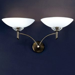 Franklite Fizz FL2010/2 Fitting bronze for sale at Lichfield Lighting