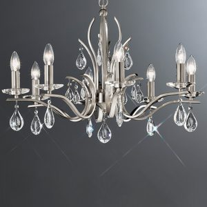 Franklite Willow 8 light Chandelier for sale online