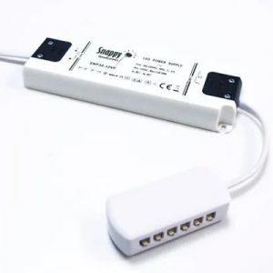 Lichfield Lighting 30W/12Vdc DIMMABLE LED Power Converter