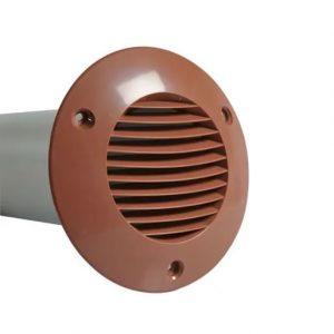 Lichfield Lighting AirFlow Extractor Fan Venting Kit Cavity Terracotta