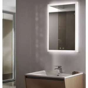 Lichfield Lighting Milton Tunable LED Mirror with Demister 600mm x 600mm