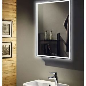Lichfield Lighting Stratford Tunable LED Mirror with Demister 600mm x 800mm