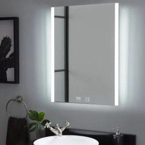 Lichfield Lighting Windsor Tunable LED Mirror with Bluetooth Speaker & Demister 600mm x 800mm SY9016/SPEAKER