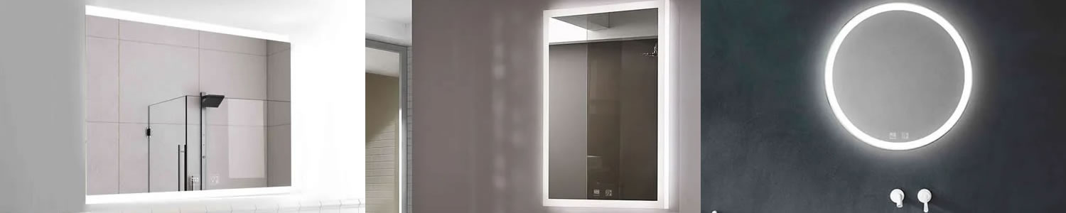 Bathroom mirrors for sale Lichfield and Staffordshire and online