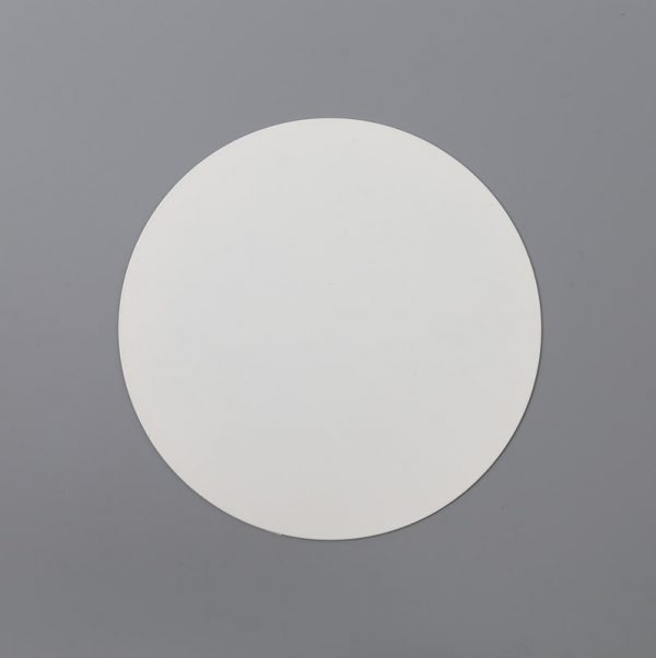 Lichfield Lighting Maxwell 200mm Non-Electric Round Plate, Sand White photo 3