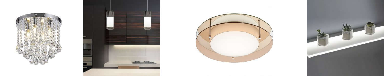 Bathroom and Kitchen Lighting for sale Lichfield and Staffordshire and online